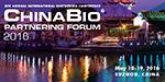 ChinaBio® Partnering Forum 2016